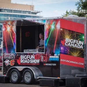 The BIG FUN DJ ROADSHOW